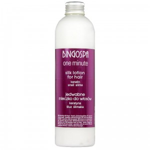BingoSpa Silk Lotion Hair - Conditioner