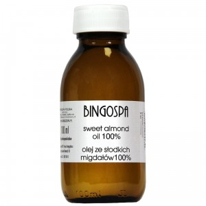 BingoSpa 100%  Sweet Almond Oil 100ml