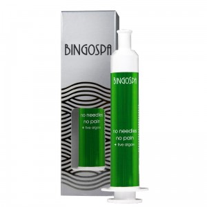 """No Needles, No pain"" with Five Algae BINGOSPA"