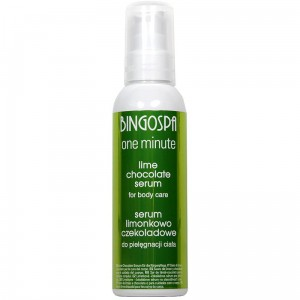 BingoSpa Chocolate and Lime Serum (1)
