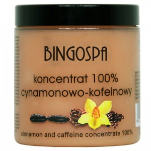 BingoSpa Cinnamon and Cafffeine Concentrate 250g