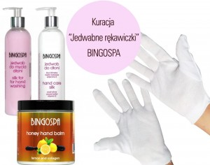 "BingoSpa Treatment  ""Silky Gloves"""