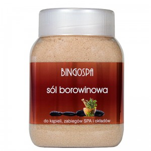 BingoSpa Peat Salt For Bath And Poultices