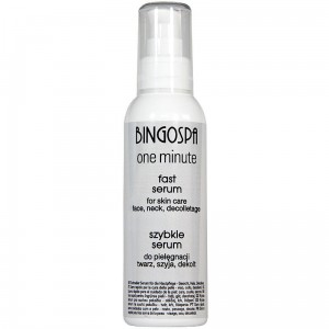 BingoSpa Calming Serum For Dry Skin