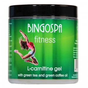 BingoSpa L–carnitine gel with Green Tea and Green Coffee Oil