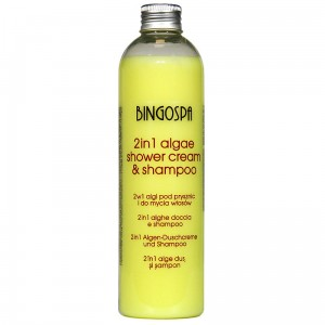 BingoSpa Shampoo With Botanical Complex