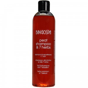 BingoSpa Peat Shampoo And 7 Herbs