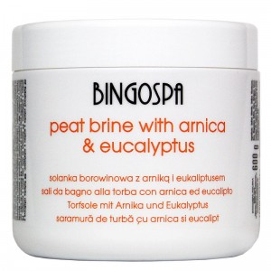 BingoSpa SPA Peat Brine With Arnica And Eucalyptus