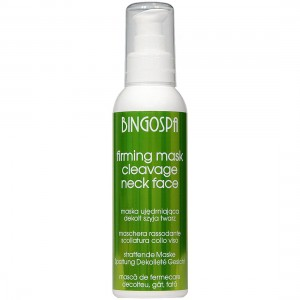 Firming Mask - cleavage, neck, face BINGOSPA