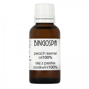 BingoSpa 100% SPA Peach Kernel  Oil 30ml
