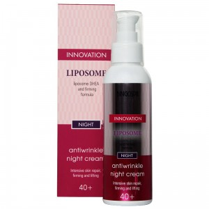 Liposome Antiwrinkle Night Cream with Firming Formula BingoSpa